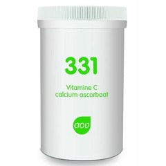 AOV 331 Vitamine C calcium ascorbaat (250 gram)