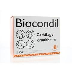 Trenker Biocondil chondroitine/glucosamine vitamine C (360 tabletten)