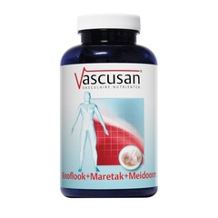 Vascusan Knoflook maretak meidoorn (240 capsules)