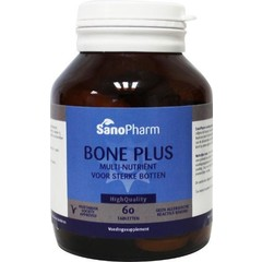 Sanopharm Bone plus high quality (60 tabletten)