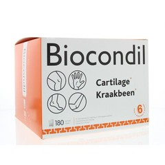 Trenker Biocondil chondroitine glucosamine vitamine C (180 sachets)