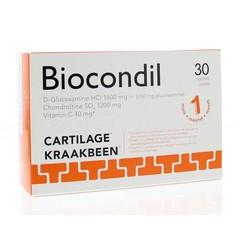 Trenker Biocondil chondroitine/glucosamine vitamine C (30 sachets)