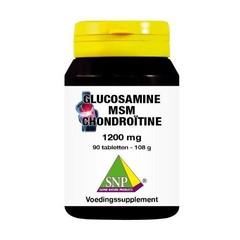 SNP Glucosamine MSM chondroitine (90 tabletten)