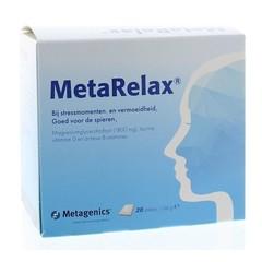 Metagenics Metarelax (20 sachets)