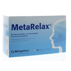Metagenics Metarelax (90 tabletten)