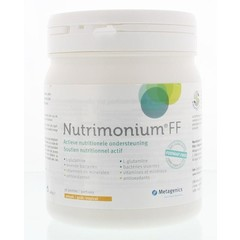 Metagenics Nutrimonium fodmap free tropical 56 porties (348 gram)