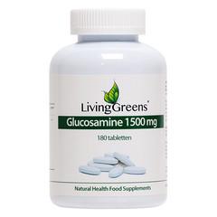 Livinggreens Glucosamine 1500 (180 tabletten)