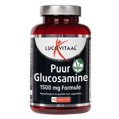 Lucovitaal Glucosamine vegan puur (120 tabletten)