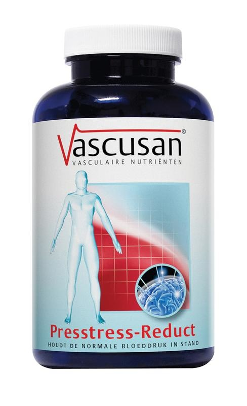 Vascusan Presstress reduct (60 tabletten)