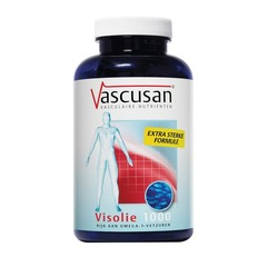 Vascusan Visolie 1000 (180 softgels)