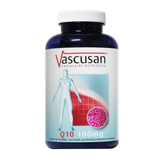 Vascusan Q10 100 mg (60 softgels)