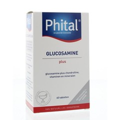 Phital Glucosamine plus (60 tabletten)
