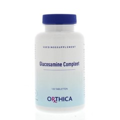 Orthica Glucosamine compleet (120 tabletten)