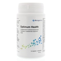 Metagenics Optimum health (120 tabletten)