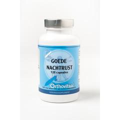 Orthovitaal Goede nachtrust (120 capsules)