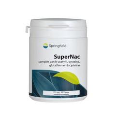 Springfield SuperNac & I gluta (90 vcaps)