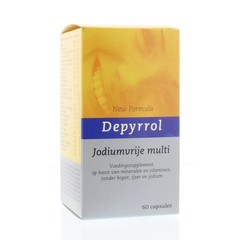 Depyrrol jodiumvrije multi (60 vcaps)