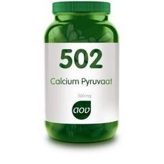 AOV 502 calcium pyruvaat 500 mg (60 capsules)