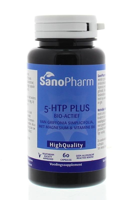 Sanopharm 5-htp plus (60 capsules)