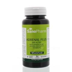 Sanopharm Adrenal plus wholefood (60 capsules)