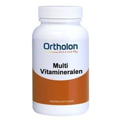 Ortholon Multivitamineralen (180 tabletten)