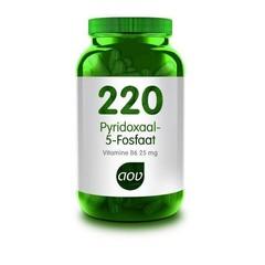 AOV 220 Pyridoxaal-5-fosfaat (60 capsules)