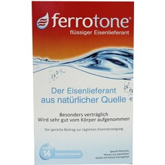 Ferrotone 14 x 20 ml (14 stuks)