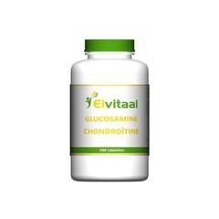 Elvitaal Glucosamine chondroitine (300 tabletten)