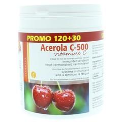 Fytostar Acerola vitamine C 500 kauw (150 tabletten)