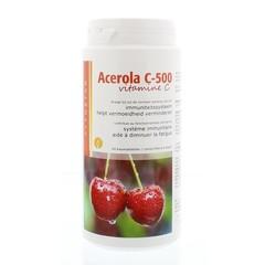Fytostar Acerola vitamine C500 kauwtablet (60 tabletten)