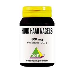 SNP Huid haar nagels 300 mg (60 capsules)