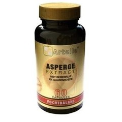 Artelle Asperge extract (60 capsules)