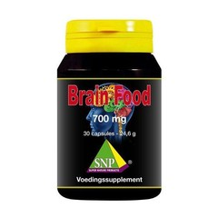 SNP Brainfood (30 capsules)