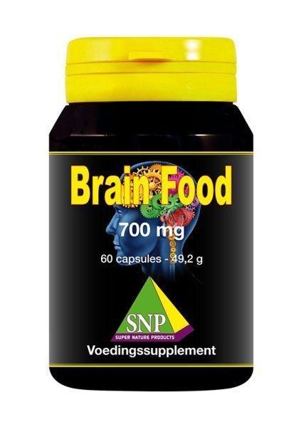 SNP SNP Brainfood (60 capsules)