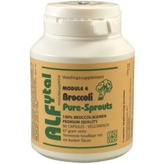 Alfytal Broccoli pure-sprouts (90 vcaps)