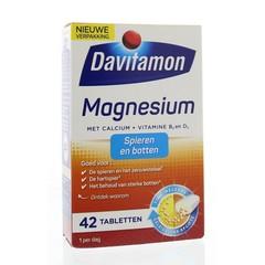 Davitamon Spieren en botten (42 tabletten)