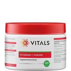 Vitals Vitamine C poeder magnesiumascorbaat (200 gram)