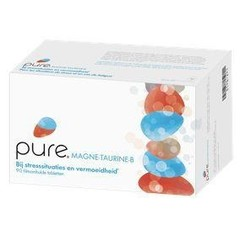 Pure magne-taurine-B (90 tabletten)