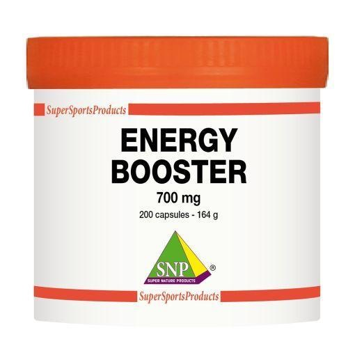 SNP SNP Energy booster 700 mg (200 capsules)
