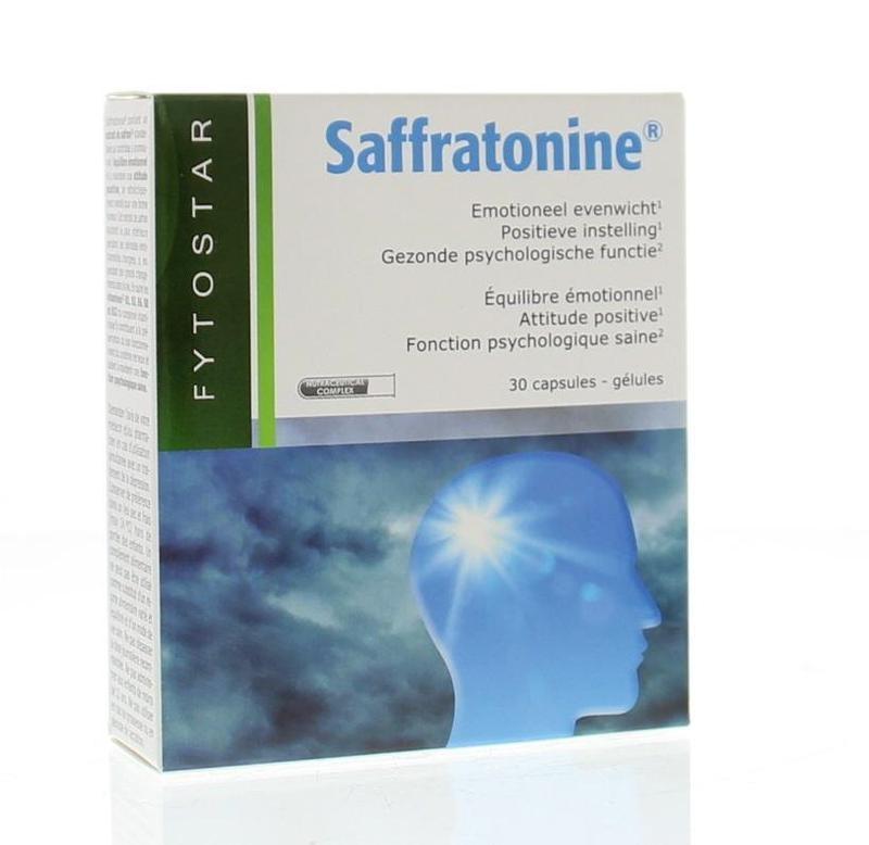 Fytostar Saffratonine (30 capsules)