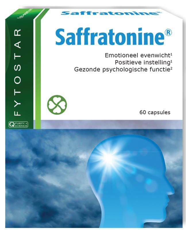 Fytostar Saffratonine (60 capsules)