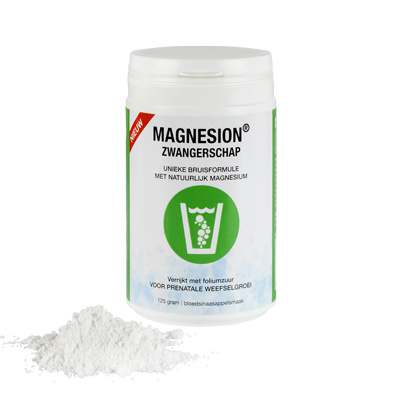 Magnesion Magnesion Zwangerschap (125 gram)