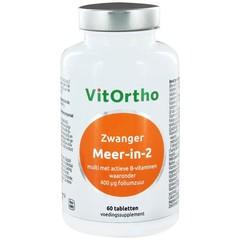 Vitortho Meer-in-2 zwanger (60 tabletten)