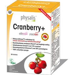 Physalis Cranberry + (30 tabletten)