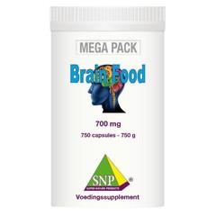 SNP Brainfood 700 mg megapack (750 capsules)