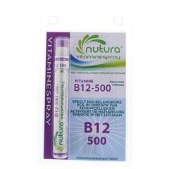 Vitamist Nutura Vitamine B12-500 blister (13.3 ml)