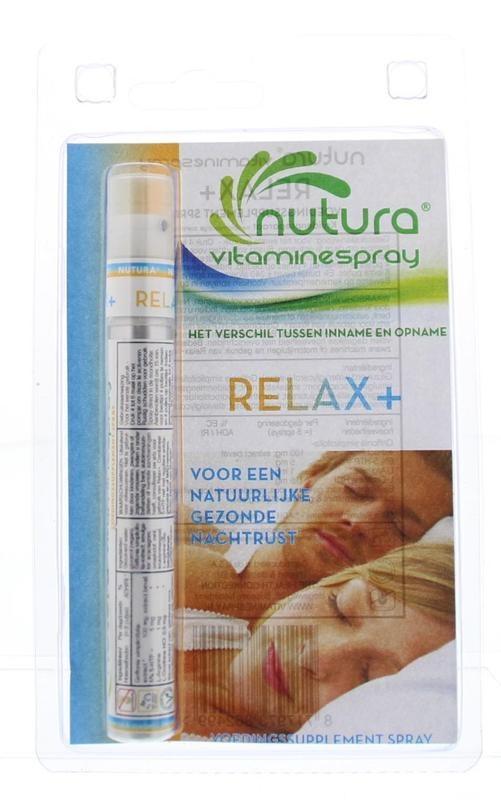 Vitamist Nutura Relax + blister (13.3 ml)