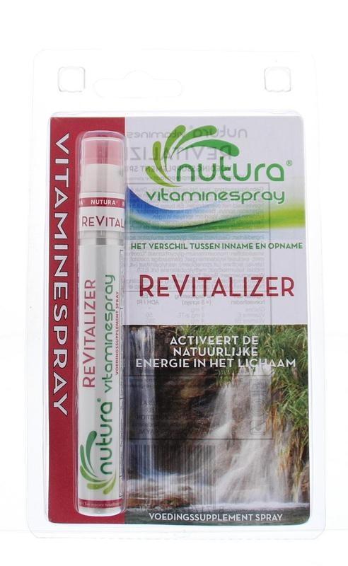 Vitamist Nutura Revitalizer blister (13.3 ml)