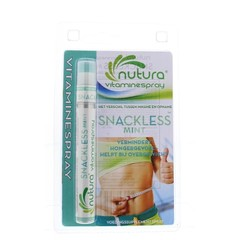 Vitamist Nutura Snackless mint blister (13.3 ml)