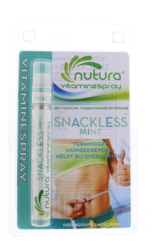 Vitamist Nutura Snackless mint blister (13.3 ml)